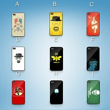New Breaking Bad Case Cover for iPhone 4 4S 5 5S and Samsung Galaxy S3 S4 S5
