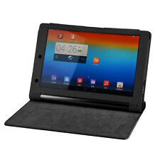"""B8000 10Inch Tablet PC MID Foldable Leather Cover Case For Lenovo Yoga 10"""" B8000"""