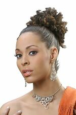 Afro T Ponytail Hairpiece Extension Short wavy Draw string