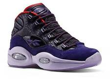 REEBOK QUESTION MID - GHOST OF CHRISTMAS FUTURE V61429 INK/FEARLESS PURPLE/RED