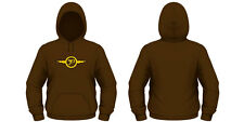 New Official Pixies - P-lightning NEW Hooded Sweatshirt