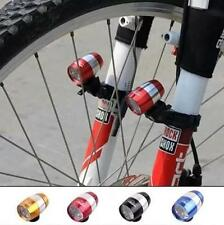 DIUK 6 LED Cycling Bicycle Head Front Flash Light Warning Lamp Safety Waterproof