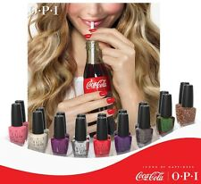 OPI COCA COLA SUMMER 2014 COLLECTION ***PICK YOUR SHADES***