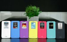 LG G2 Original Quick Window Case Auto On/Off Replaces Back Cover 6 Color CCF-240