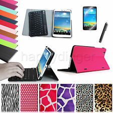 "Slim Stand Case Bluetooth Keyboard Cover For LG G PAD 8.3"" Wifi/Veriz​on 4G LTE"