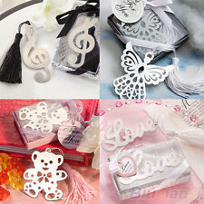Stylish Korea Style Lovely Musical Note Eagle Bear Love Alloy Bookmark Gift