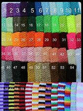 "USA 40+ colors 10"" x 10"" crochet tube tops tutu tops headband adult child"