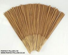 "500 INCENSE STICKS 13"" BRITISH MADE ,SELECT FROM  30 FRAGRANCES, WHY BUY IMPORTS"