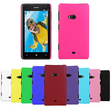 Hard Plastic Snap On Back Case Protective Cover For Nokia Lumia 625