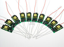 1-10pc 300mA 12-18x1W Constant Current LED Light Driver Power Supply AC85-265V