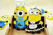 Coque case minions protection iPhone 4, 4S ,5, 5S