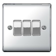 BG NEXUS METAL Switches and Sockets All Ranges super cheap Fantastic Quality!!!