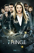 Fringe TV Fabric poster 36