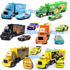 Mattel Disney Pixar King Chick Hicks Francesco MACK Diecast Truck Toys McQueen
