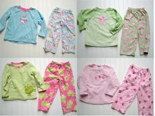 Carters Used Upick Pajamas Fleece 2 piece 3t