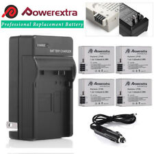 LP-E8 Battery & Charger For Canon EOS 550D 650D Rebel T2i T3i T4i T5i Kiss X5 X4