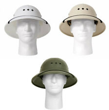 Rothco Pith Vietnam Waterproof Military Style Helmet US MADE