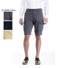 New Armani Exchange Mens Cotton Cargo Short e6s021va