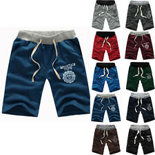 Mens Casual Sport Dance Gym Trousers Training Baggy Jogging Harem Shorts Pants