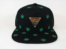 SICKOUTFITS CANNABIS Hater Snapback Hat