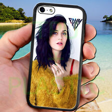new katy perry prism album cover black iphone 4 4s 5 5s 5c case cover gift
