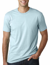 Next Level Premium Men's Fitted Short Sleeve Crewneck T-Shirt, 5-Pack. 3600
