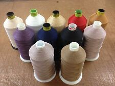 PEARSAL OXLEY TKT METRIC 10S BONDED NYLON THREAD SEWING 1500M STRONG THICK HEAVY