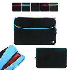 "13"" Washable Neoprene Protective Carrying Sleeve Case fits Dell Laptop PC"