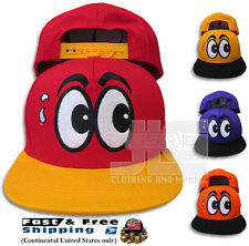 Kids Character Snapback Cap BIG EYES Youth | Kids