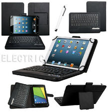 """Universal Detachable Wireless Bluetooth Keyboard Case For 7"""" 7.9"""" 8"""" inch Tablet"""
