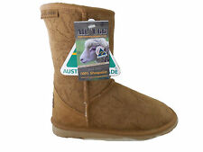 Australian Made Genuine Sheepskin Laady Fashion UGG Boots Chestnut Colour