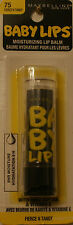 Maybelline Baby Lips Moisturizing Lip Balm Stick ~ Brand New ~ Authentic