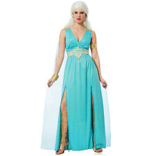 Daenerys Targaryen Qarth Womens Costume Game Of Thrones Queen Sexy Adult New