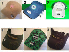 NOTRE DAME WOMENS PREMIUM FASHION HATS VISORS CLOTH SLOUCH STRAPBACK