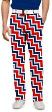Loudmouth - John Daly Pants (Hosen) - Norway Chevron