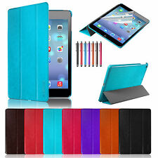 Ultra Slim Smart Leather Case Cover for Apple iPad Mini Mini w/ Retina Display