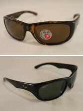 New Authentic Rayban Tortious Black RB4177 Sunglasses Havana 57mm Polarized