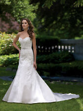 Newest Elegant Design Sweetheart Lace Mermaid Wedding Dresses Bridal Gown