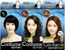 Confume Squid Ink Natural Hair Color & Dye (No Ammonia)
