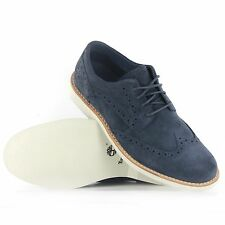 Timberland Earthkeepers Stormbuck Lite Brogue Ox Casual Shoes New, Navy 5831R