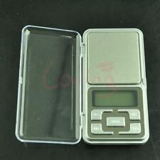Pocket Digital Jewelry Scale Calibration Electronic Weighting Balance Gram
