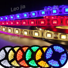 1-20M & Wholesale 6 Colors 12V 5050 SMD LED Flexible Strip IP65 + Power Supply