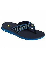 Mens Hurley Dark Blue Phantom Flip Flops / Slaps - On Sale Now