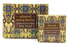 Almond Cocoa Butter French Milled Shea Butter Soap Greenwich Bay 10.5oz 1.9oz
