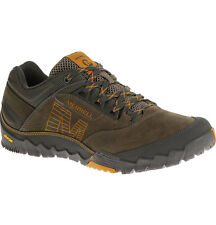 Men's Merrell Annex Waking Hiking Shoe Stone Brown J21197