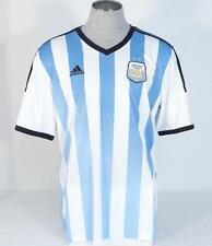 Adidas ClimaCool Argentina 2014 World Cup Home Soccer Football Jersey Mens NWT
