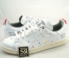 New 13 adidas Originals Stan Smith x BEDWIN and the HEARTBREAKERS White D65674