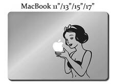 SNOW WHITE IN BIKINI Decal LAPTOP / MACBOOK Mac Pro Air Sticker Apple M123