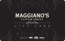 Maggiano's Little Italy® Gift Card -$25 $50 $100 - Email delivery