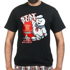 Stay Puft Ghost Snacks Busters T-shirt P918